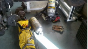 firefighter equipment