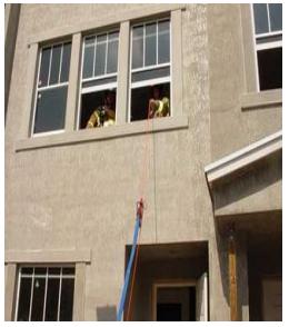 hose rope stretch
