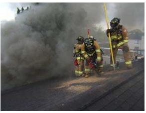 ventilating a roof