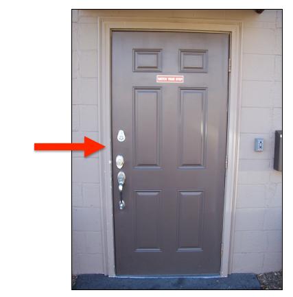 lightweight door